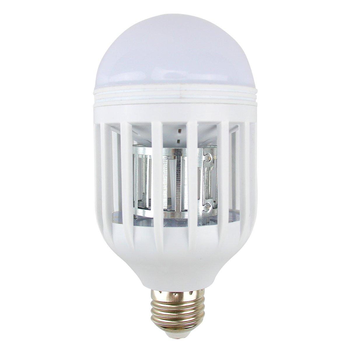 Unicoco Bombilla de Luz Antimosquito LED Foco Lámpara Anti-Insectos Cocina Patio Jardín 110V 15W: Amazon.es: Hogar