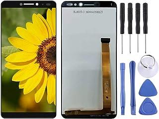 Reparera för din telefon LCD-skärm och digitizer Fullständig montering för Alcatel 3V / 5099D tillbehör till förnyelse (Co...