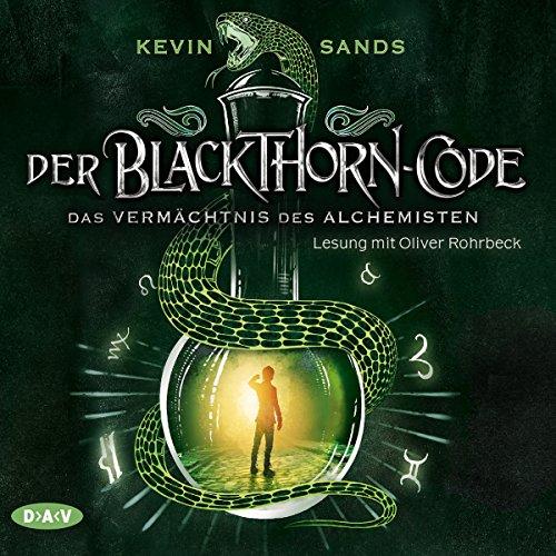 Das Vermächtnis des Alchemisten (Der Blackthorn-Code 1) Titelbild