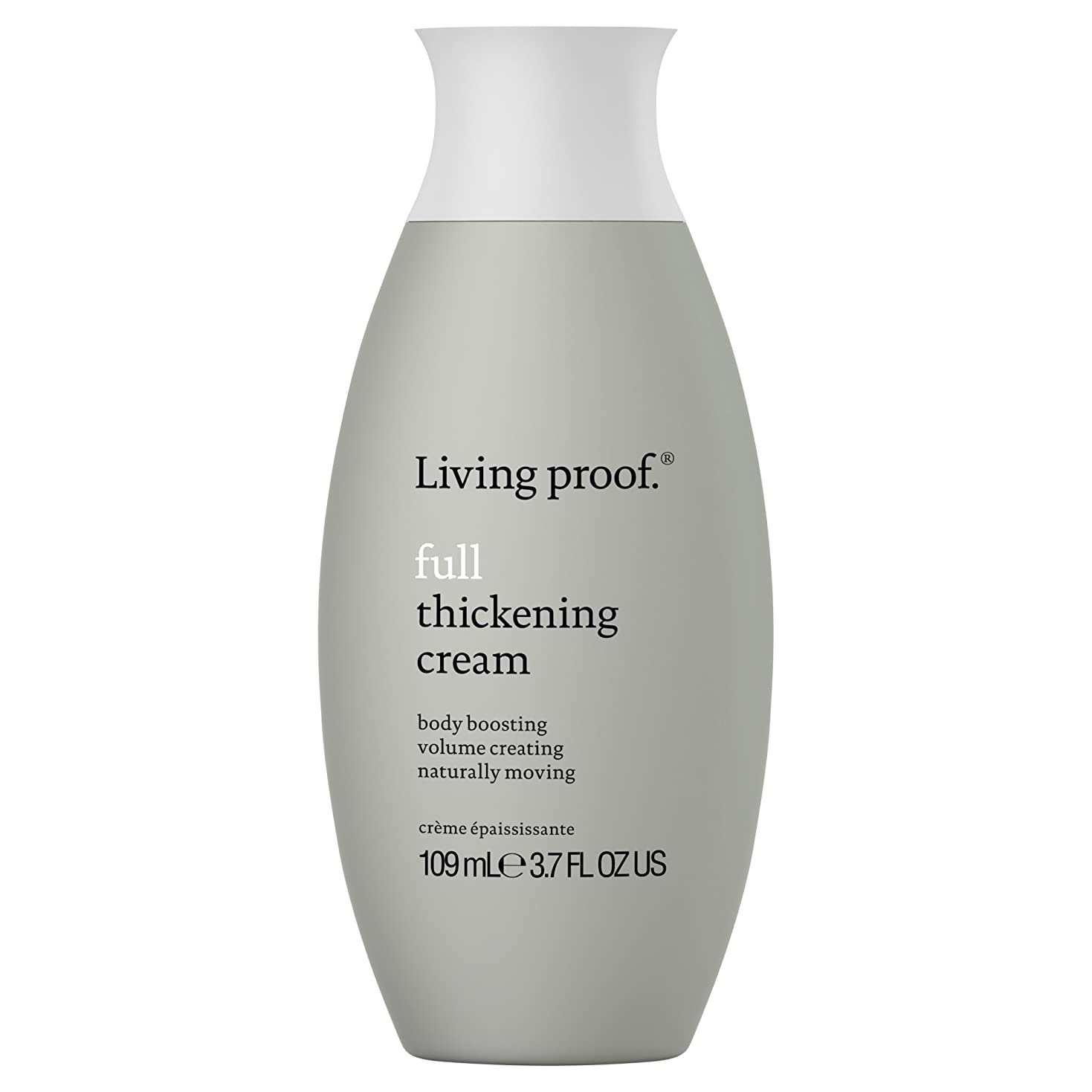 読みやすい分子驚くばかり生きている証拠フル肥厚クリーム109ミリリットル (Living Proof) (x2) - Living Proof Full Thickening Cream 109ml (Pack of 2) [並行輸入品]