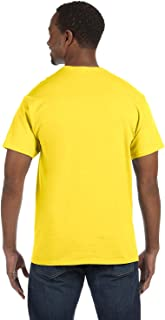 Mens Tagless 100% Cotton T-Shirt