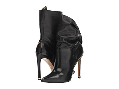Kenneth Cole New York Riley 110 Slouch (Black Leather) Women