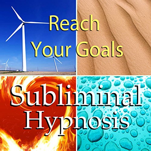 Reach Your Goals with Subliminal Affirmations audiobook cover art
