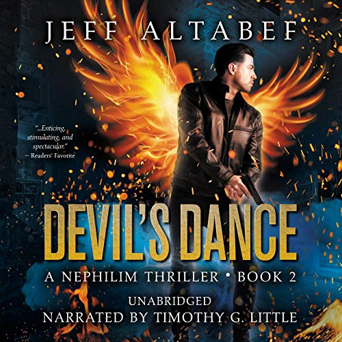 Devil's Dance Audiobook By Jeff Altabef cover art
