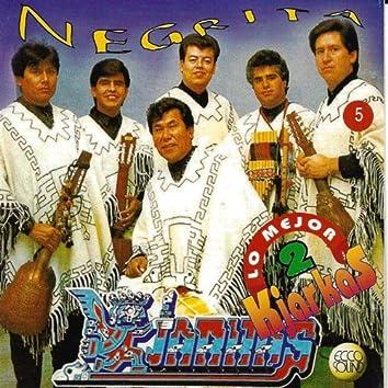 Kjarkas: Lo Mejor Vol. 2: Negrita