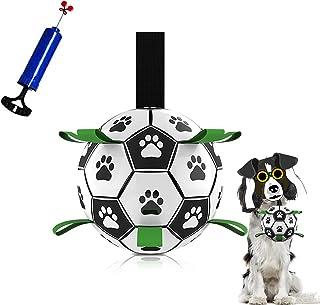 Interactive Soccer Dog Toys,Handing Dog Football Ball...