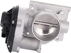 ECCPP Throttle Body Air Control Assembly Fit for 2006 2007 Ford Five Hundred/Freestyle, 2005 2006 2007 Mercury Montego OE S20025(No Water Hose)