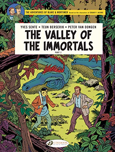 Blake & Mortimer Volume 26 - The Valley of the Immortals part 2 (26)