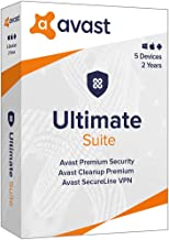 Avast Ultimate 2020, 5 Devices 2 Year