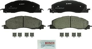 Bosch BC1399 QuietCast Premium Ceramic Disc Brake Pad Set For Dodge: 2009-2010 Ram 2500, 2009-2010 Ram 3500; Ram: 2011-2017 2500, 2011-2017 3500; Front