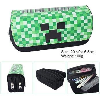 Grande Capacit/é Crayon Sacs BETOY Trousse /à Crayons Enfant Trousse /à Crayons Compartiment 20cm pour Enfants Stockage de la Papeterie pour les /étudiants Adolescents