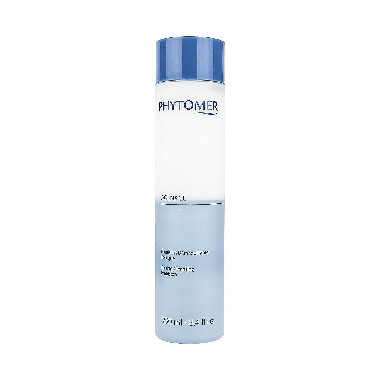 苦しむ発表する喜びPhytomer Ogenage Toning Cleansing Emulsion 250ml並行輸入品