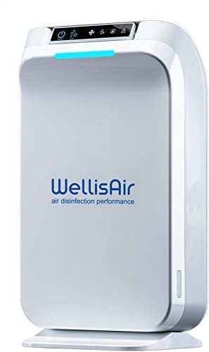 Wellis Air Purifiers for home large Room 1000 Sq Ft
