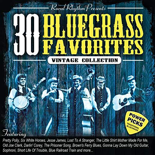 30 Bluegrass Favorites Power Picks: Vintage Collection