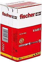 Fischer 50355, Het inslaganker met verzonken schroef is ideaal voor het bevestigen van houten constructies binnenshuis en ...