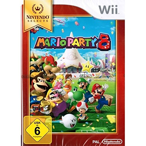 Price comparison product image Wii Mario Party 8 Selects. Für Nintendo Wii