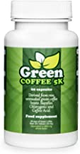 GREEN-COFFEE-5K Premium Against Overweight Rapid Weight Loss accelerates The Metabolism Enormous Fat Burning for Beautiful Young Skin and a Slim Figure Slows Down The Aging Process Estimated Price : £ 59,95