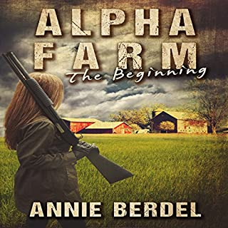 Alpha Farm: The Beginning audiobook cover art
