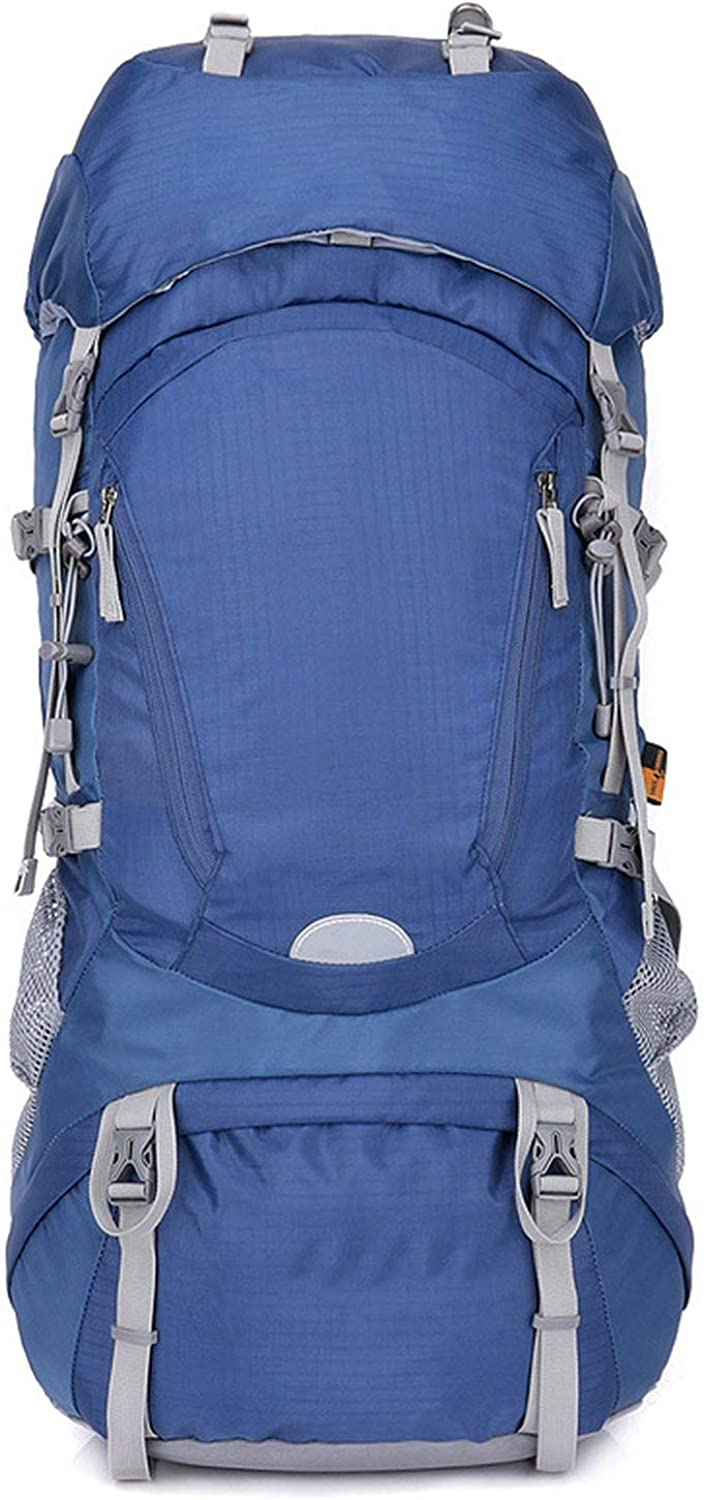 60l Outdoor Hiking Backpacks Rucksack Sport Backpack Travel Climbing Bags Waterproof Trekking Camping Backpack