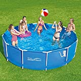 Summer Waves Frame Pool 366 x 91 cm Marco swimming pool Familias Piscina Incluye Accesorios