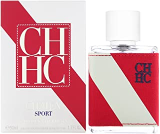 CH Men Sport by Carolina Herrera for Men - Eau de Toilette, 50ml