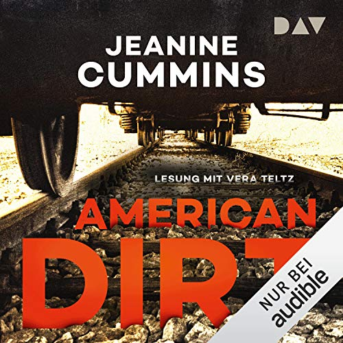American Dirt (German edition) audiobook cover art