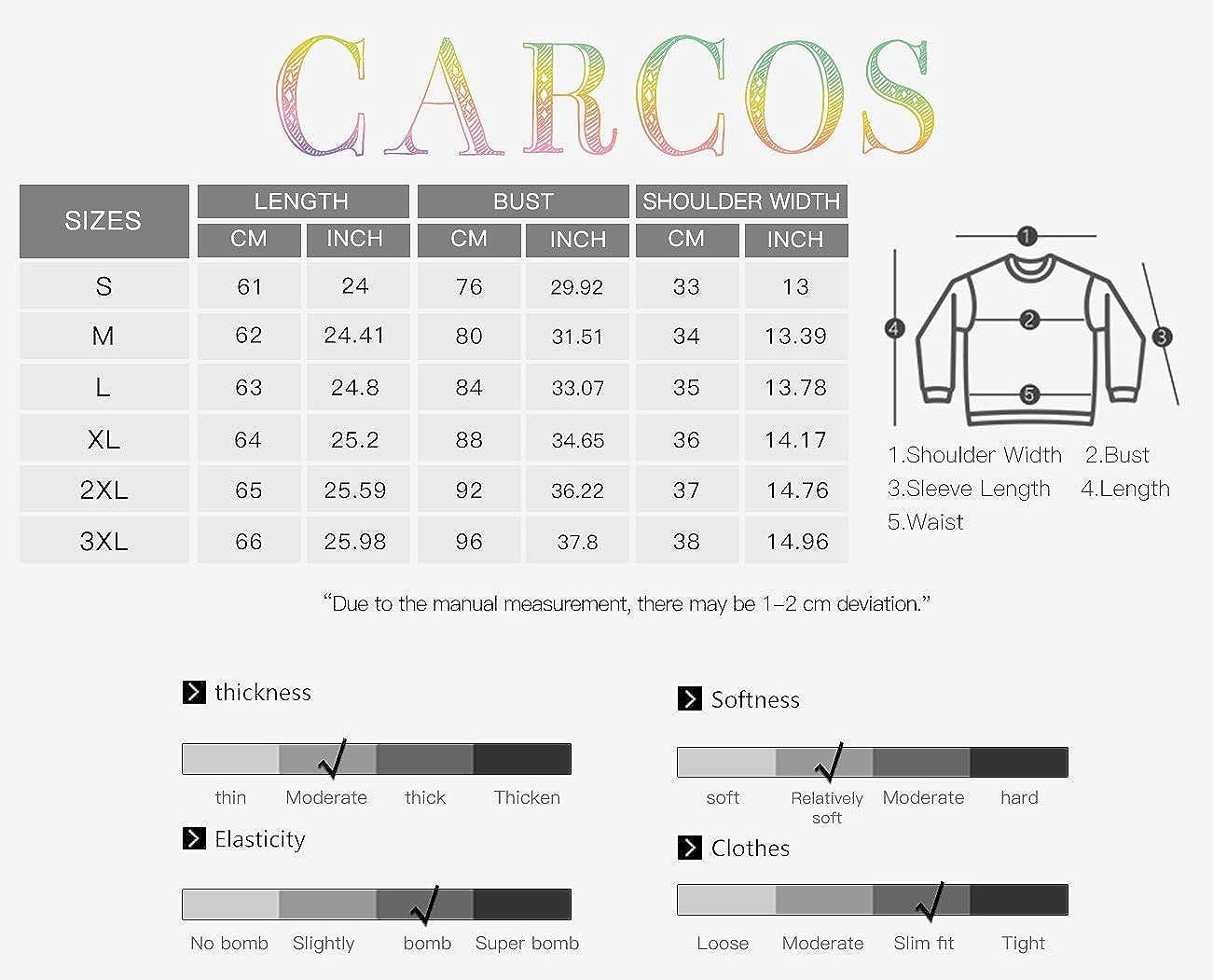 Carcos 1//2-Pack Camisa de Cuello Alto para Mujer Camiseta de Manga Larga con Cuello Alto y Cuello Ajustado para Oto/ño Invierno