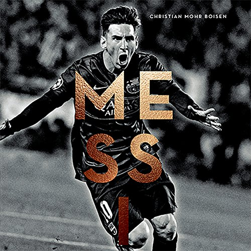 Messi audiobook cover art