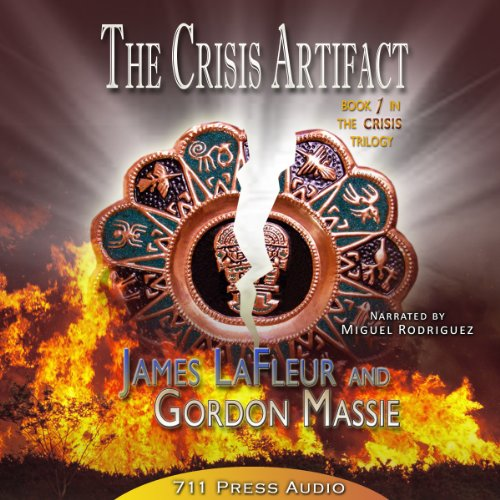 The Crisis Artifact audiobook cover art