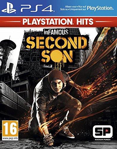 InFamous: Second Son HITs sur PS4