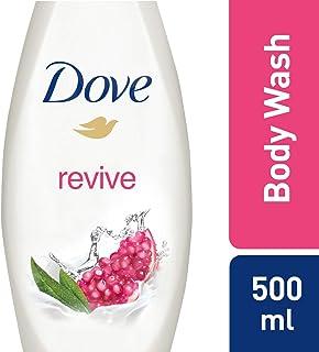 Dove Go Fresh Body Wash Pomegranate, 500ml