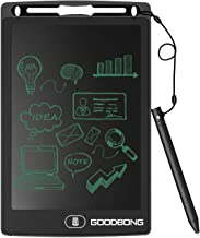 """LCD Writing Tablet,Electronic Writing &Drawing Board Doodle Board,GOODBONG 8.5"""" Handwriting Paper Drawing Tablet Gift for Kids and Adults at Home,School and Office"""