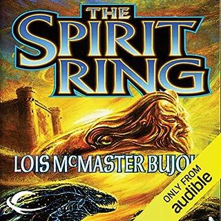The Spirit Ring audiobook cover art
