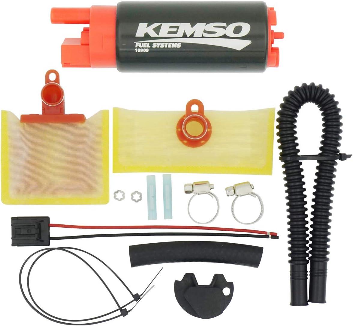 KEMSO 340LPH High Performance Fuel for Outstanding Pontiac Regular dealer 2 Bonneville Pump