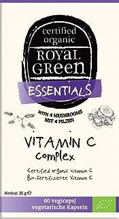 Vitamine C Complex Organic (60 vcaps) - Royal Green