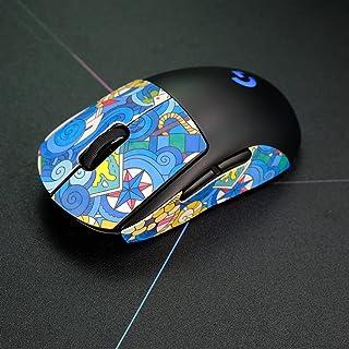 Mouse Lagarto Skins Auto Skuck Suck Swell Sweat Pegatina Piezas Patines para Logitech G Pro Wireless G Pro X Superlight Ga...