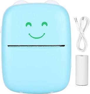 ミニプリンター スマホ対応 メモ プリンター 写真プリンター サーマルプリンター フォトプリンター ポータブル式 モバイルプリンター Bluetooth接続 スマホ適用 在宅勤務 自宅学習 USBケーブル付き