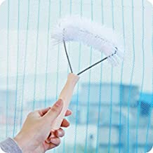 Cleaner Brush Tool Useful Cleaning Brush Domicile Shaping Multifunction Dusting Brush for Window Kitchen Screen Use, Sizin...