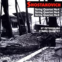 String Quartets 4,6 & 8 by VARIOUS ARTISTS (2001-04-02)