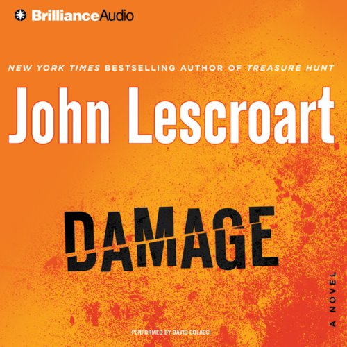 Damage cover art