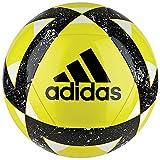 adidas Starlancer V Balón, Hombre, Amarillo/Negro/Blanco (amasho), 4