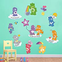 Best care bear wall stickers Reviews