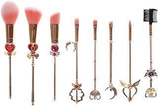 CoolChange Set de Pinceles de Maquillaje de Sakura Card