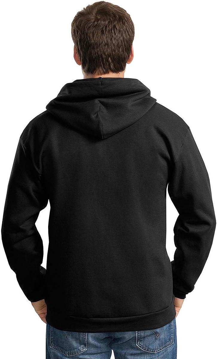 Port & Company Fleece Full-Zip Hooded Sweatshirt