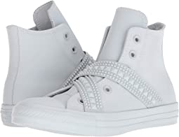 09edda539e9e Converse. Chuck Taylor All Star Seasonal Ox.  39.99MSRP   55.00.  Platinum White
