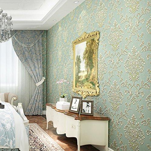 3D-tuindecoratie in Europese stijl, driedimensionaal, vlies, gestoffeerde meubels, woonkamer, slaapkamer, tv-wand, achtergrond Een