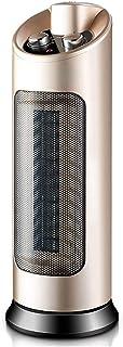 Radiador eléctrico MAHZONG Calentador de Ventilador de cerámica oscilante 2000W - Tecnología de calefacción PTC con 3 configuraciones de Calor, regulación de Temperatura y protección de Temperatura