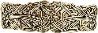 Hellery Vintage stijl grote Keltische haarclip haarclips metalen haardecoratie voor dagelijks feest haarstyling