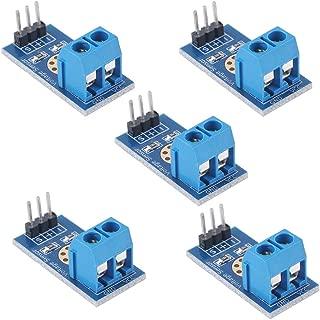 DC0-25V Voltage Tester Sensor Terminal for Arduino Raspberry Pi(Pack of 5pcs), Measure up to 25V