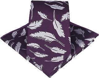 Amazon.es: Morado - Corbatas, fajines y pañuelos de bolsillo ...